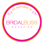 Bridal Bliss Magazine Button